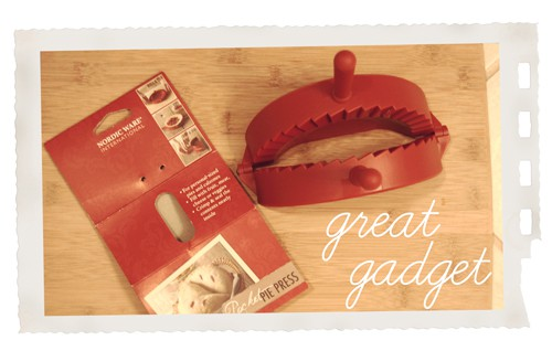 Product Rave: Pocket Pie Mold