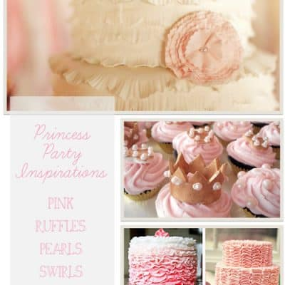 Princess Party Inspirations