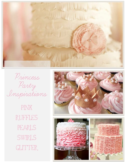 Princess Party Inspirations