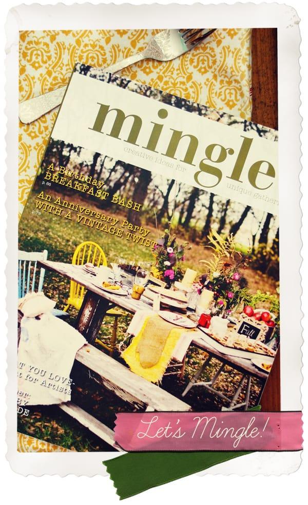 Mingle magazine review