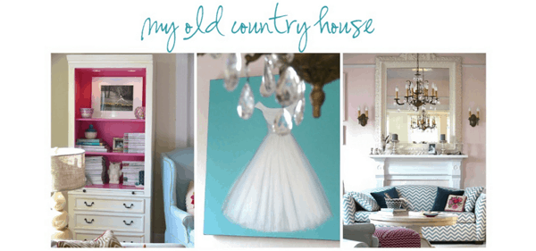 My Old Country House by Lesli Devito
