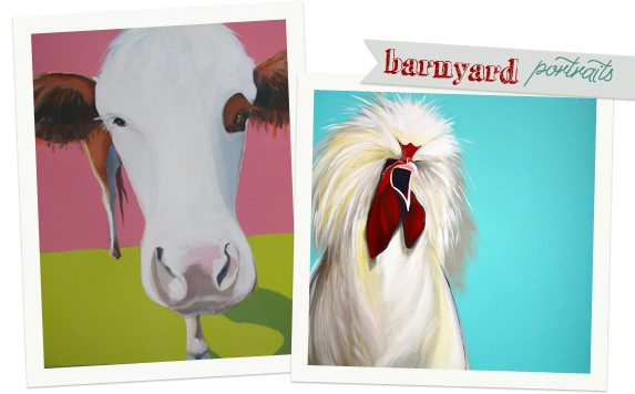 Farm Animals by Lesli Devito