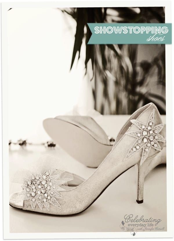 Wedding Shoes, Fancy Wedding Shoes, Sparkly High Heels