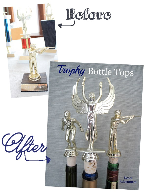 Trophy Bottle Tops