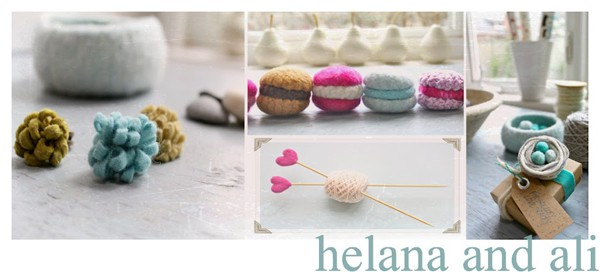 [Blogs I Love} Helana and Ali