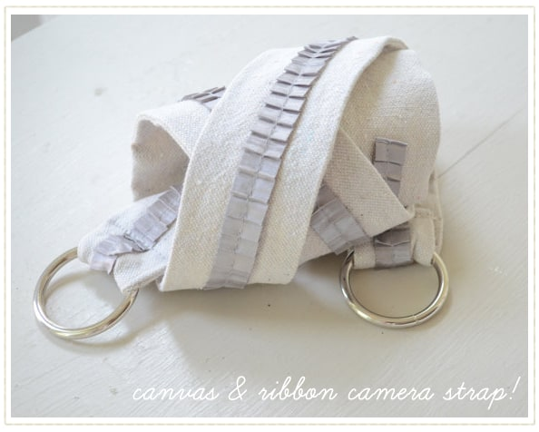 camera strap from sew a fine seam etsy shop