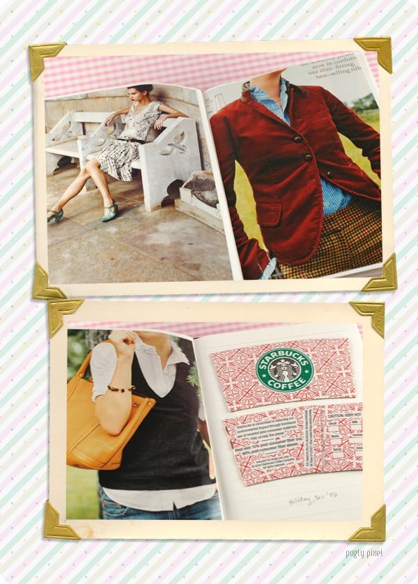 Pugly Pixel Vintage Blog Photo Templates part 3