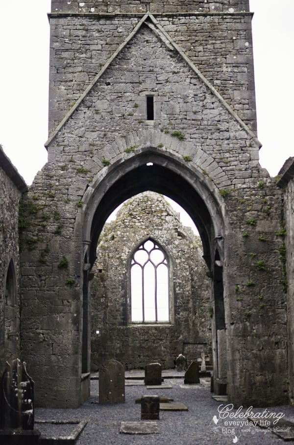 Clare Abbey2, County Clare, Ireland