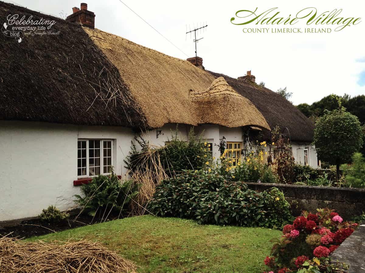 Adare manor village picture perfect ireland for Adare house