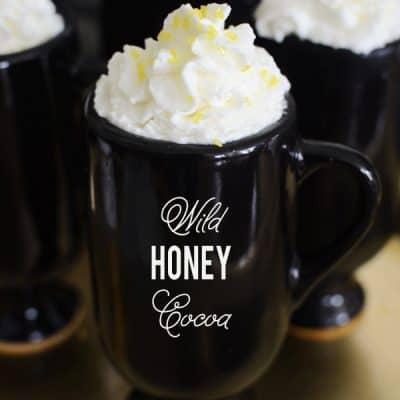 Wild Honey Cocoa Recipe