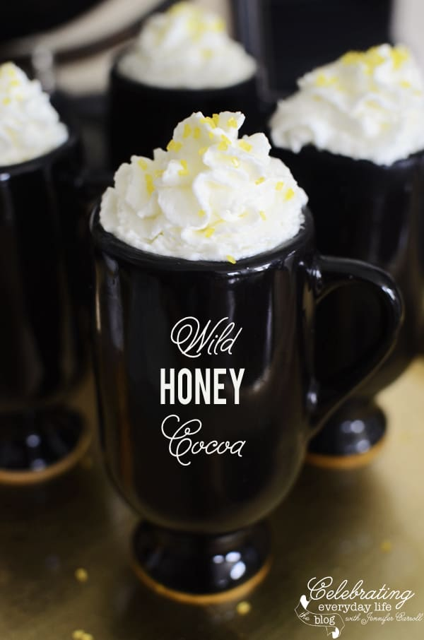 Wild Honey Cocoa Recipe