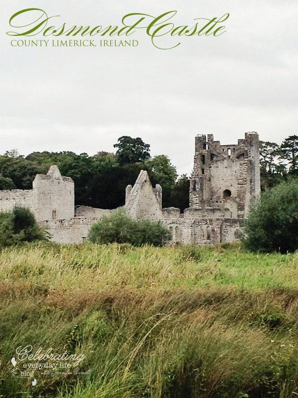 Desmond Castle at Adare Manor