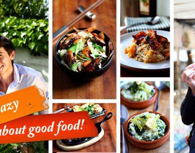 {Blogs I Love} Donal Skehan, Irish cook, blogger & all-round cutie-pie!