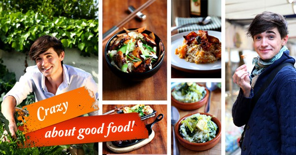 {Blogs I Love} Donal Skehan, Irish cook, blogger & all-round cutie-pie!