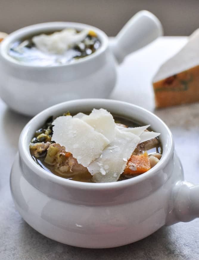 Healthy Harvest Chicken Soup