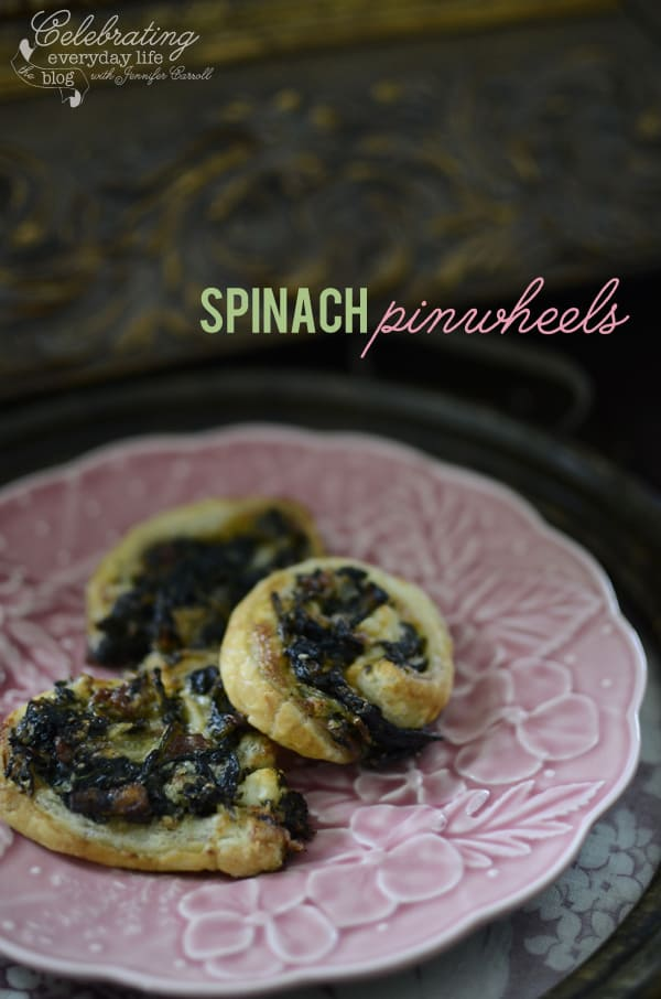 bacon & spinach pinwheels recipe, spinach and feta pinwheels recipe