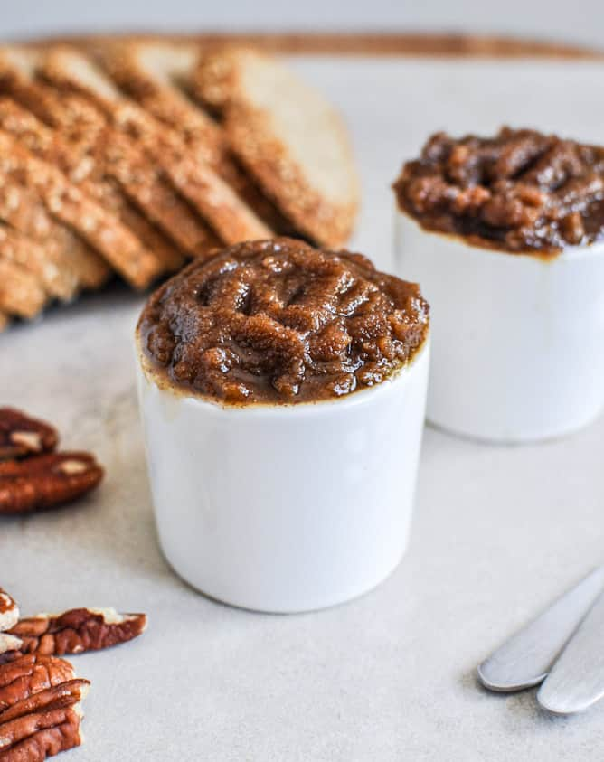 Roasted Pecan Pumpkin Butter