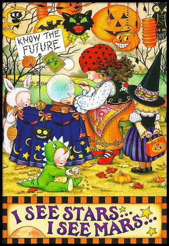 Mary Engelbreit halloween image