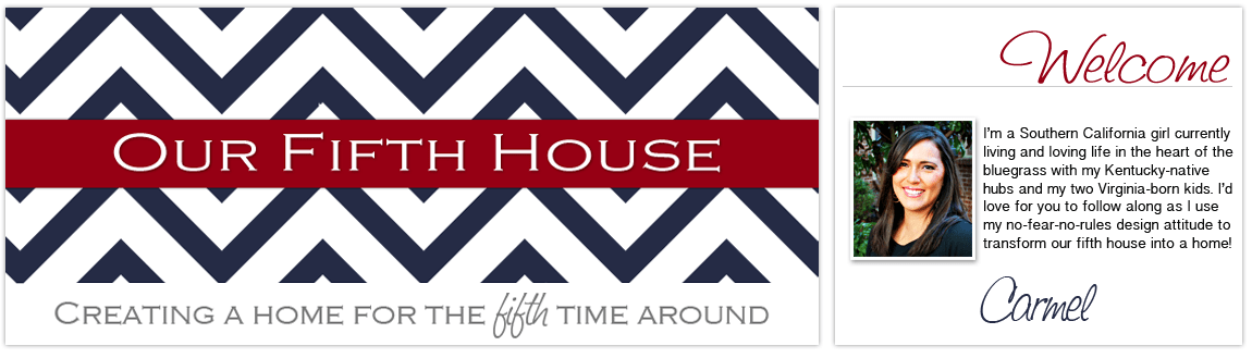 Our Fifth House blog