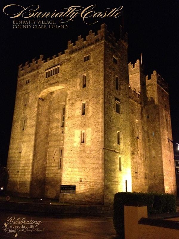 Let S Visit Bunratty Castle Amp Folk Park