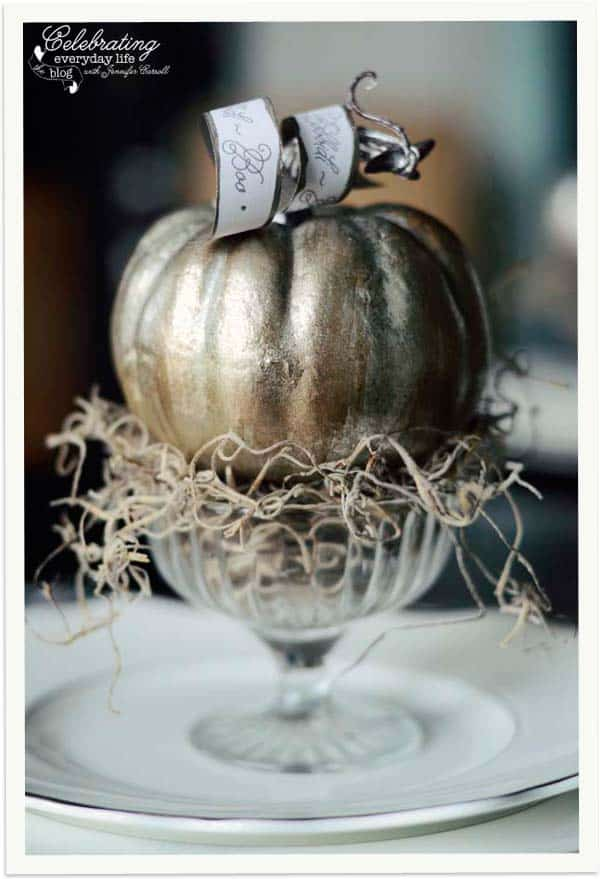 A Cinderella Inspired Elegant Halloween Dinner Party