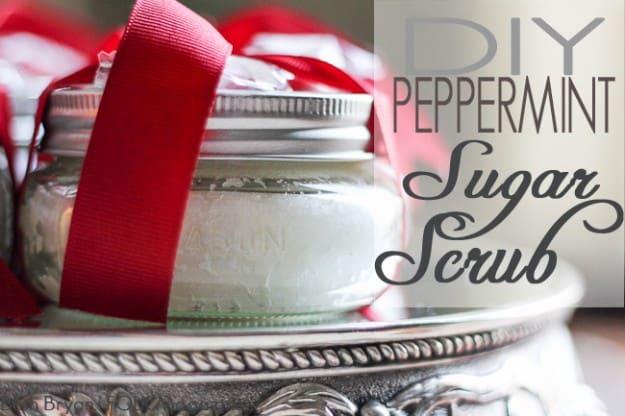 DIY-Peppermint-Sugar-Scrub-Christmas-Gift