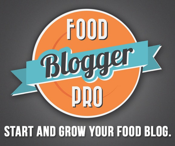 food blogger pro from Pinch of Yum