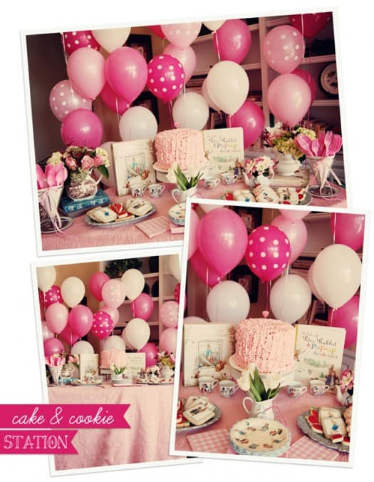 First Birthday Party, CakeTableGroup-525x676