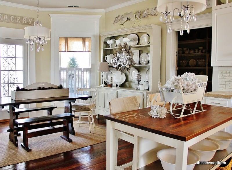 Thistlewood Farmhouse Kitchen