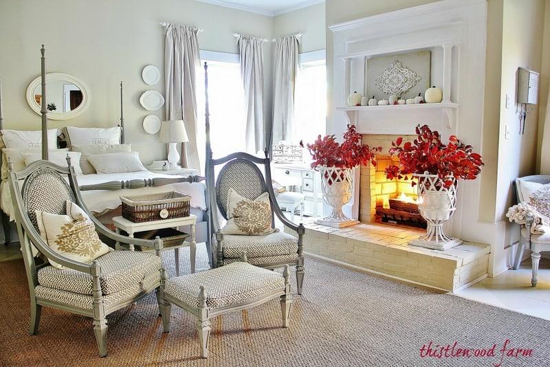 Thistlewood Farm Master Bedroom