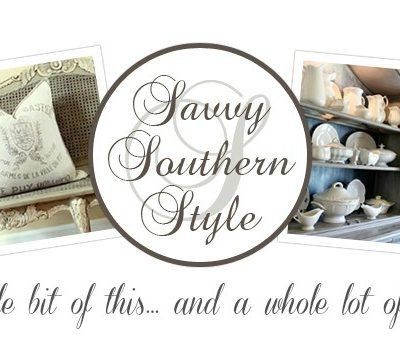 {Blogs I Love} Savvy Southern Style