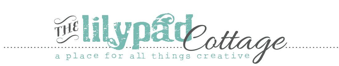 The Lilypad Cottage Blog logo