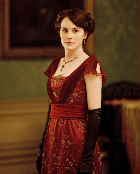 Lady Mary series 2 Downton Abbey costume