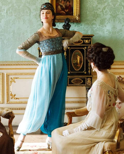 downton abbey costumes series 2