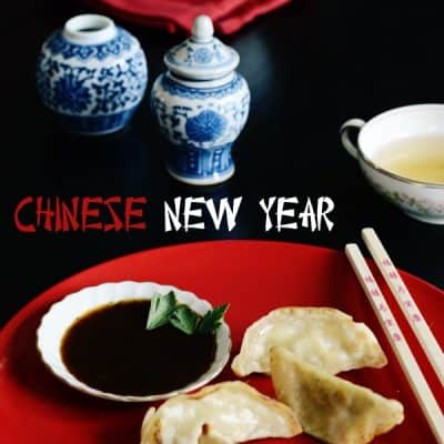 {Let's Celebrate} Chinese New Year this Sunday!