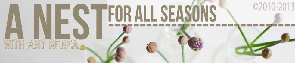 A Nest for All Seasons Blog Logo