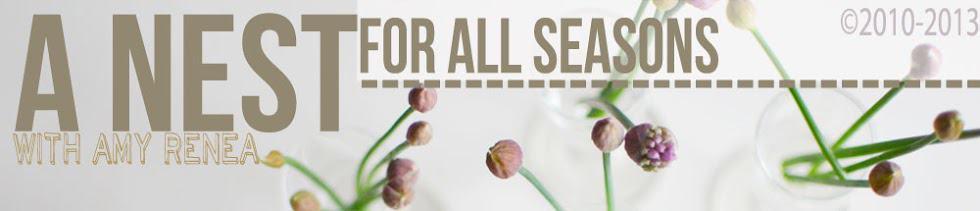 A Nest for All Seasons Blog Logo