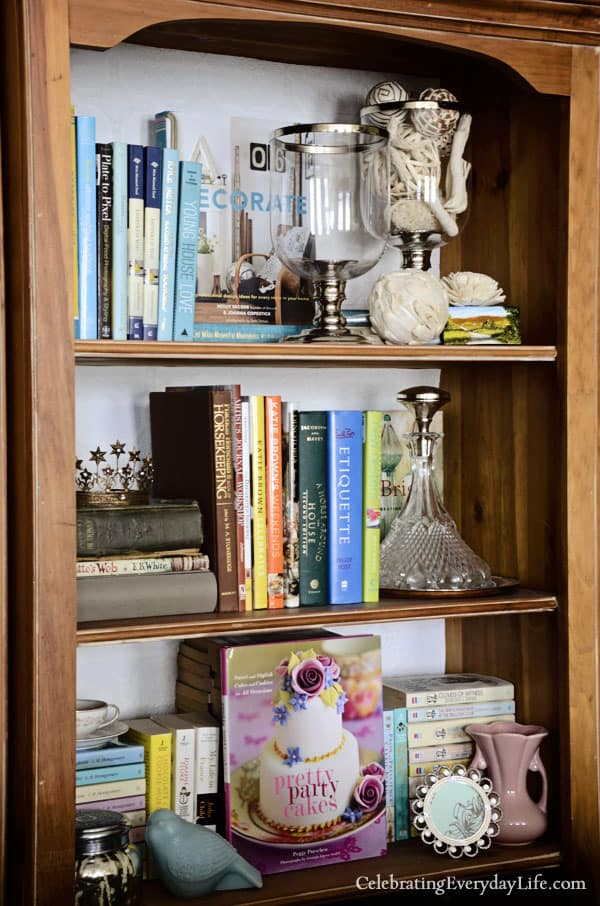 Book Shelf decor