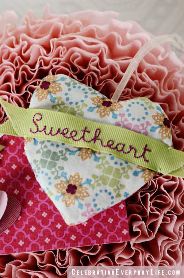 Sweetheart Sachet