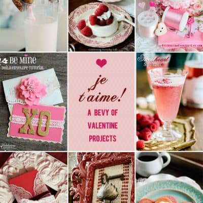 je t'aime :: A Gallery of Valentine's Projects