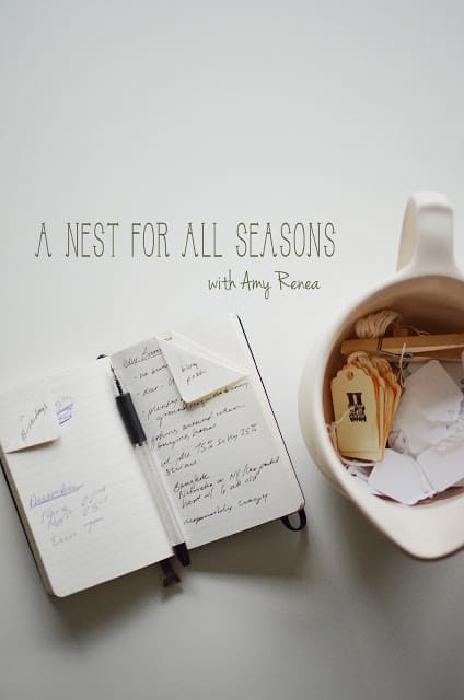 birthday chart, amy renea a nest for all seasons