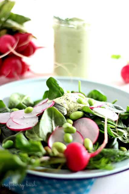 radish Salad from Craftberry Bush