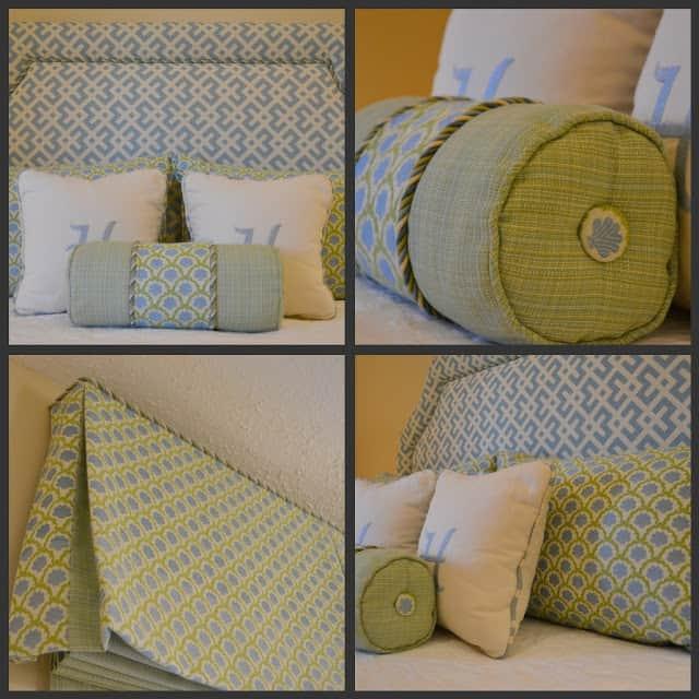 Custom bedset