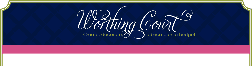 Worthing Court Blog logo