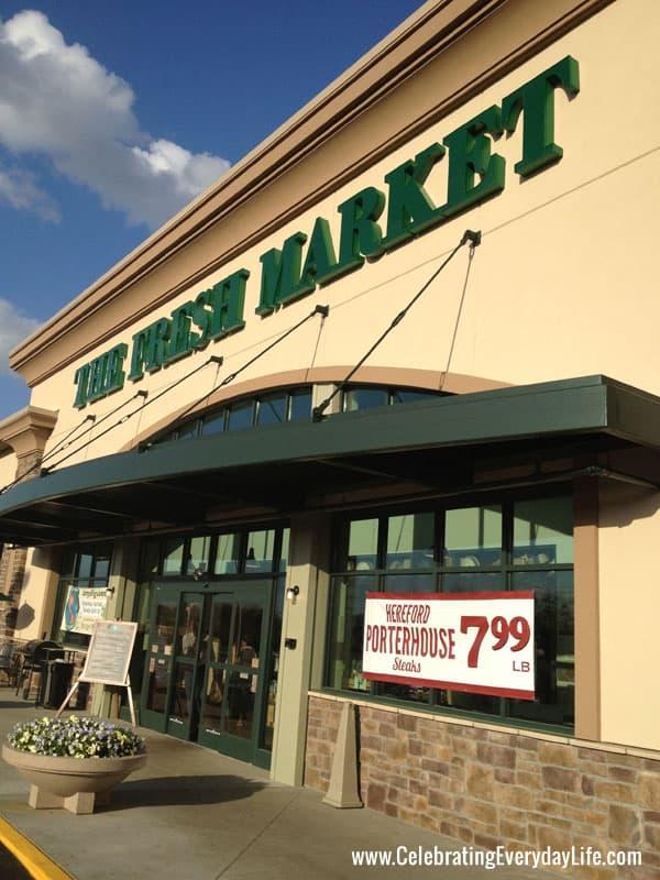 Fresh Market in Charlottesville, VA