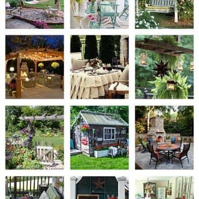 26 Relaxing Outdoor Spaces
