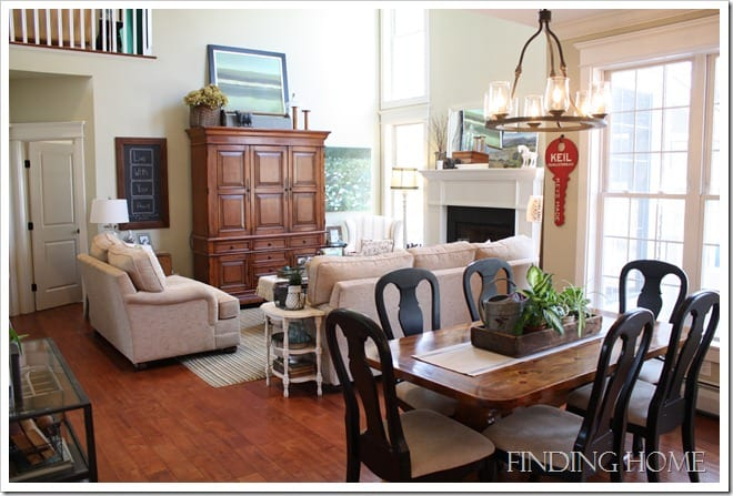 Finding Home Family Room