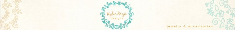 Kylie Bryn Designs etsy shop logo