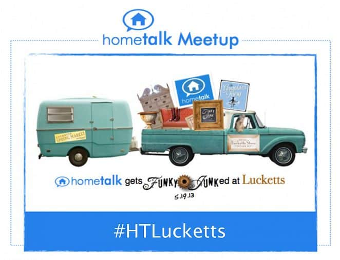 Lucketts and HomeTalk Meetup