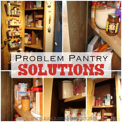 Problem Pantry Solutions from Ask Anna